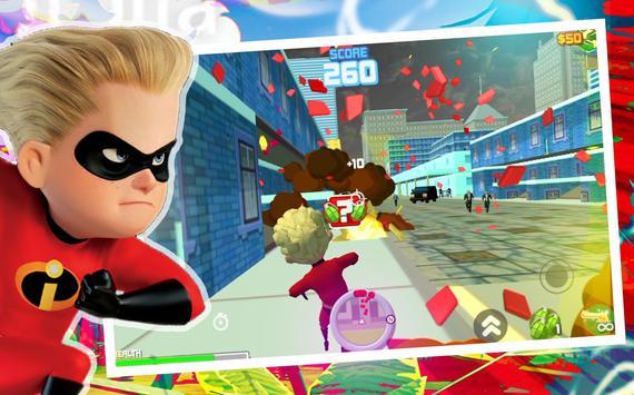 The Incredibles 2 -  Dash Power Mode screenshot 9