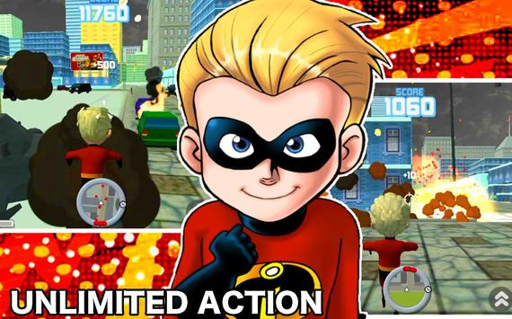 The Incredibles 2 -  Dash Power Mode screenshot 1