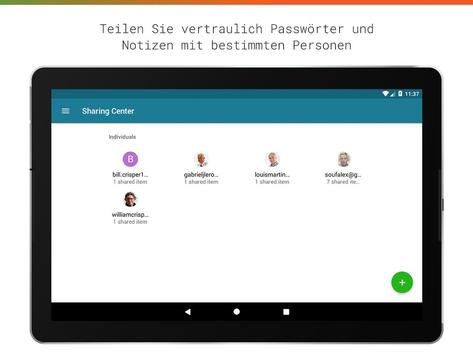 Passwortmanager von Dashlane Free Screenshot 7