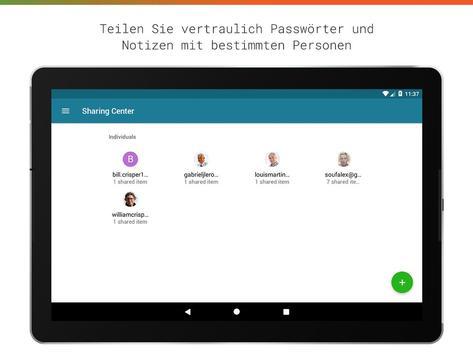 Passwortmanager von Dashlane Free Screenshot 11