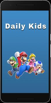 Daily Kids screenshot 1