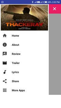 Thackeray screenshot 1