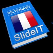 SlideIT French AZERTY Pack icon