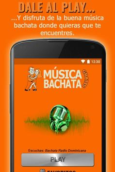 Algunas Emisoras de Música Bachata Gratis screenshot 2