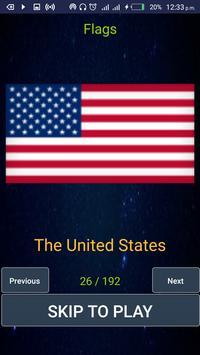 Quiz App - Nations' flag,capitals,religions,celebs screenshot 2