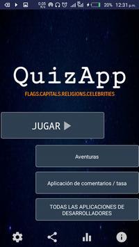Quiz App - Nations' flag,capitals,religions,celebs screenshot 7