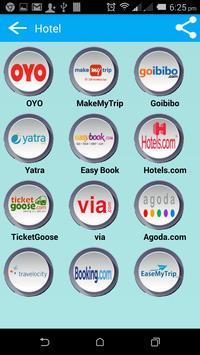 Ticket Booking Online screenshot 3