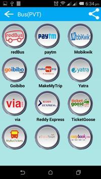 Ticket Booking Online screenshot 5