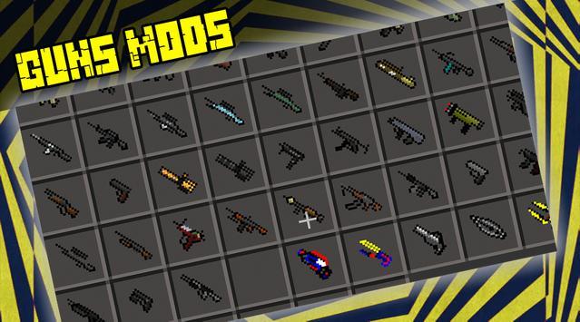 Guns Mod screenshot 6