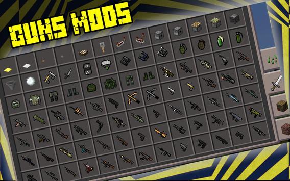 Guns Mod screenshot 4