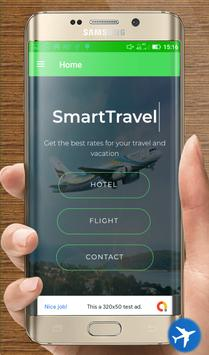 Smart Travel - Compare Flight & Hotel Price poster