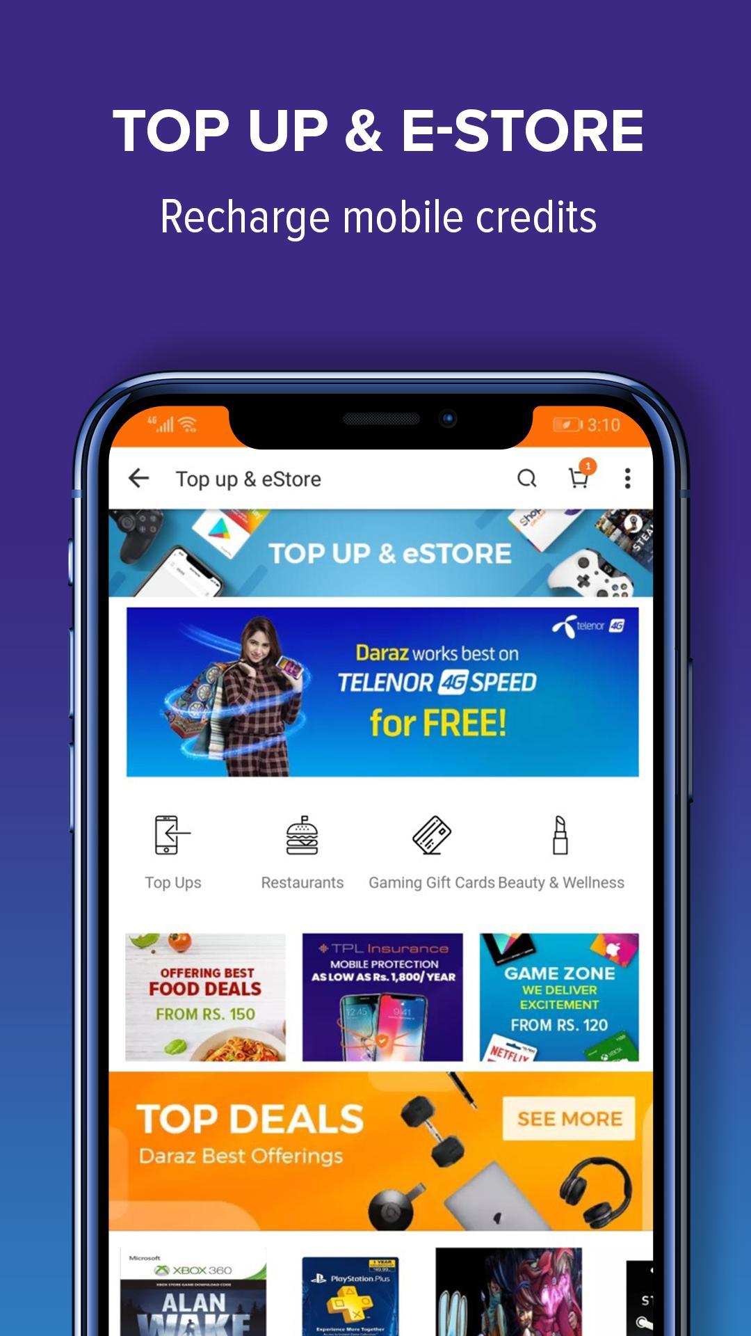 Daraz Online Shopping App APK 4.9.4 Download for Android – Download Daraz Online Shopping App