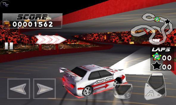 Frantic Race Free screenshot 3