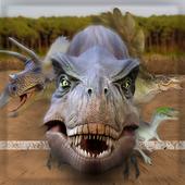 Jurassic Race icon