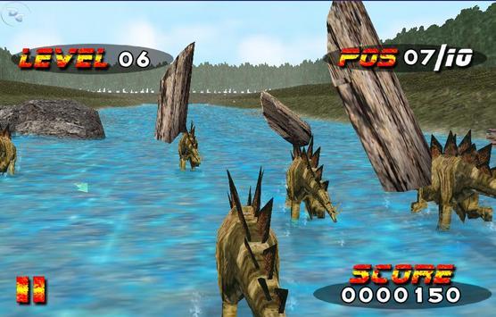 Jurassic Race screenshot 3