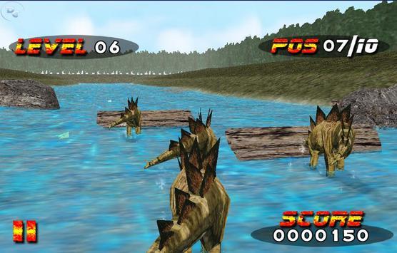 Jurassic Race screenshot 1