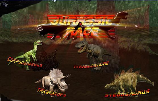 Jurassic Race screenshot 4