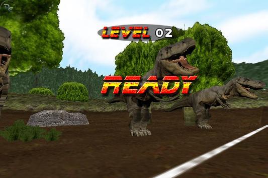 Jurassic Race screenshot 5