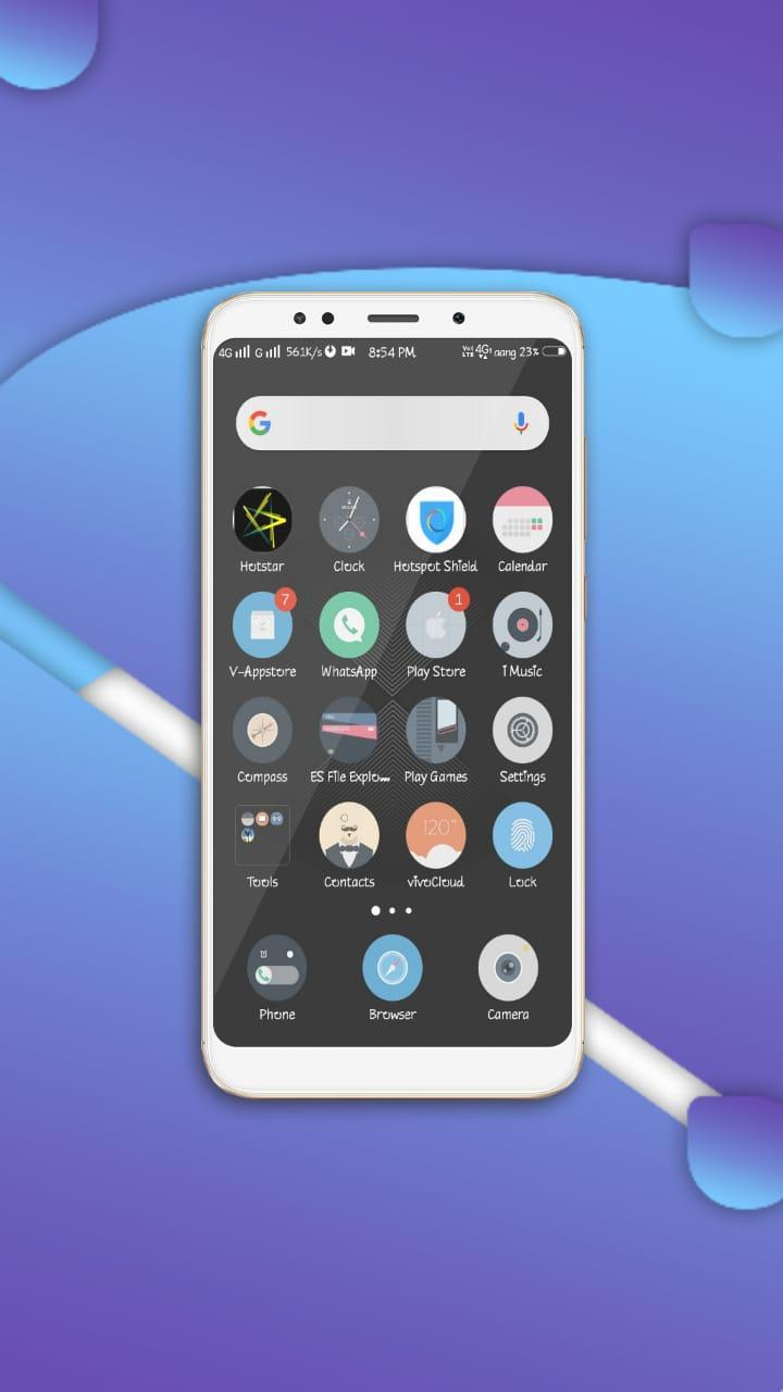 New MIUI Dark Theme (itz) for Android - APK Download