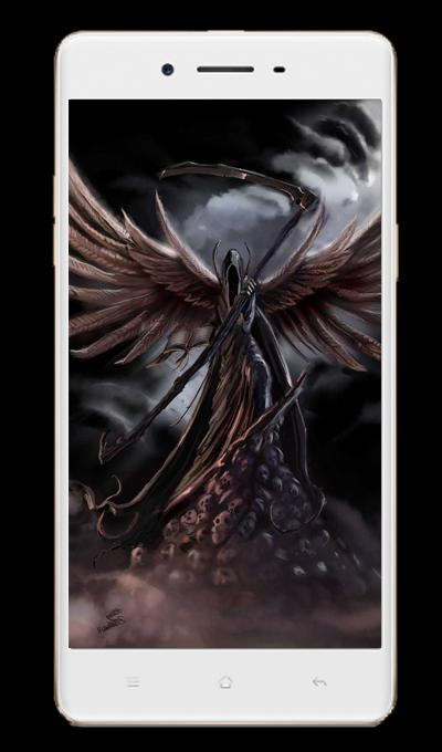 Dark Angel Wallpaper For Android Apk Download