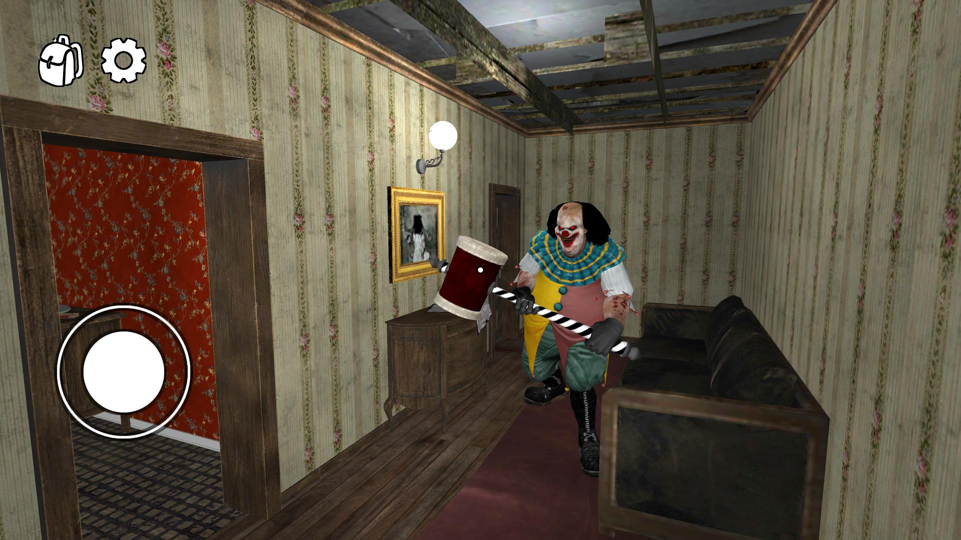 Horror Clown Pennywise - Scary Escape Game for Android - APK
