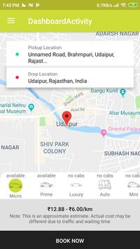Demo Taxi Booking - Customer App for Android - APK Download