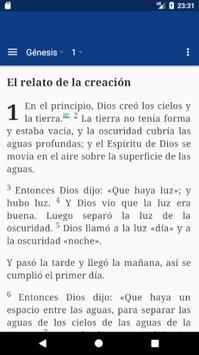 Santa Biblia Nueva Traducción Viviente poster