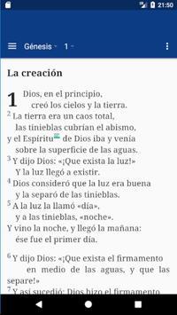 Holy Bible New International Version Spanish screenshot 10