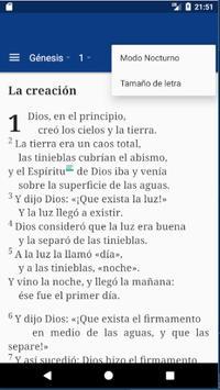 Holy Bible New International Version Spanish screenshot 11
