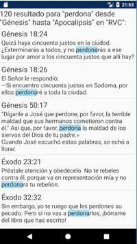 Holy Bible New International Version Spanish screenshot 16