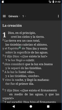 Holy Bible New International Version Spanish screenshot 6