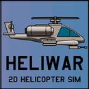 Heliwar - Helicopter Sim APK