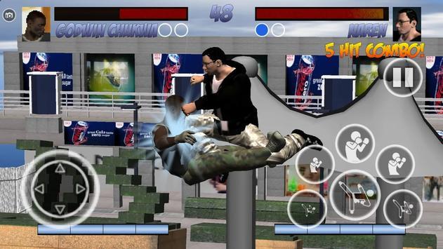 Blokstok SFM2 MP -Street Fight Madness Multiplayer screenshot 5