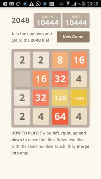 2048 Game - With No Advertisements poster
