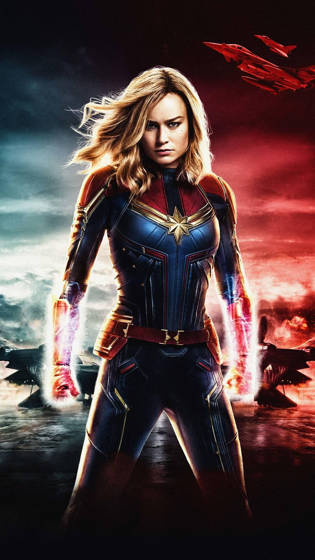 Captain Marvel Wallpapers Hd For Android Apk Download