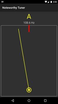 Noteworthy Tuner screenshot 2