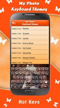 my photo keyboard themes with emojis screenshot 5