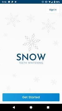 Snow Teeth Whitening poster