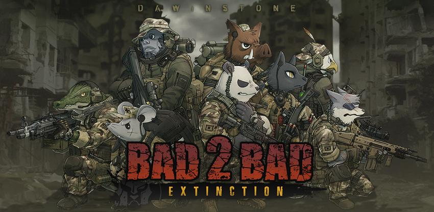 BAD 2 BAD: EXTINCTION APK