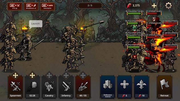 King's Blood: The Defense screenshot 23