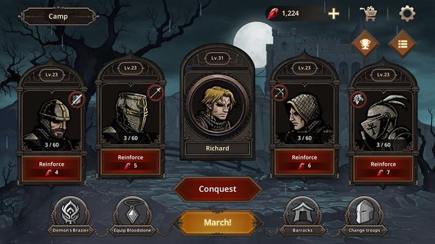 King's Blood: The Defense screenshot 8