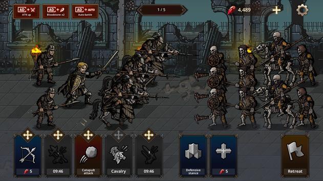 King's Blood: The Defense screenshot 9