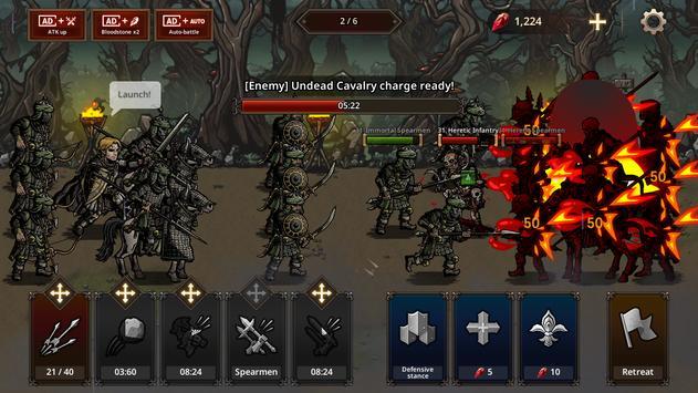 King's Blood: The Defense screenshot 18