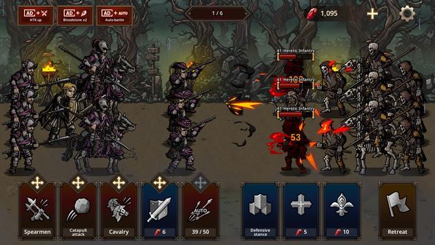King's Blood: The Defense screenshot 21