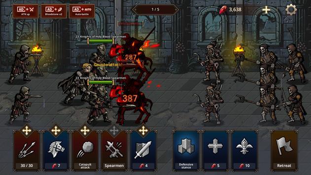 King's Blood: The Defense screenshot 14