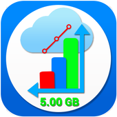 Data Manager: Mobile Data Saver & Wifi Finder icon