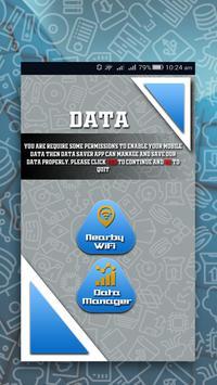 Data Manager: Mobile Data Saver & Wifi Finder screenshot 6
