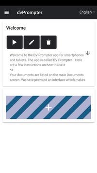 dvPrompter Plus スクリーンショット 2