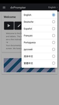 dvPrompter Plus スクリーンショット 5