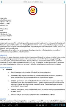 Docs To Go™ Free Office Suite screenshot 10